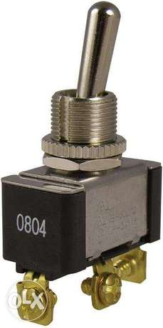 Gardner Bender GSW-13 Heavy Duty Electrical Toggle Switch
