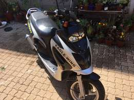 Running scooter for sale