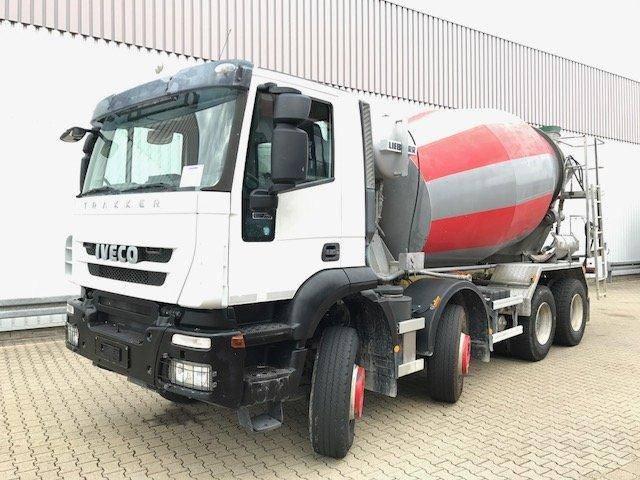 Iveco Magirus Trakker AD340T41 8x4 Trakker AD340T41 8x4 Klima - 2012
