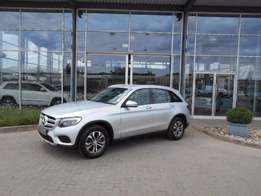2016 Mercedes-Benz GLC250d 4Matic for sale R 669 000