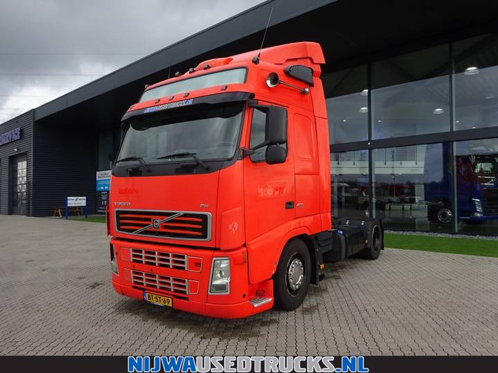 Volvo FH 400 X-low Standairco + Frontzichcamera - 2008