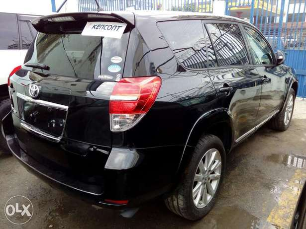 Toyota vanguard black Color New plate number fresh import exquisite bl Mombasa Island - image 3