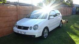 VW Polo 1.9TDi 2Door Accident free R58000 neg