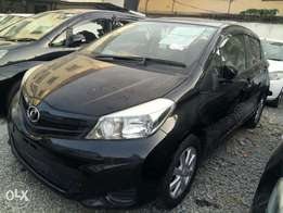 Vitz newshape with alloy rims 2011
