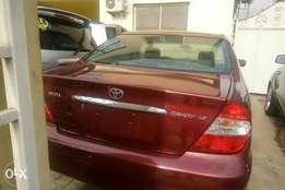 Toyota Camry 2003model