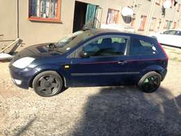 Ford Fiesta 1.4 duratec
