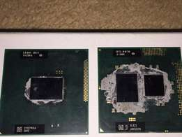Notebook cpu's for sale