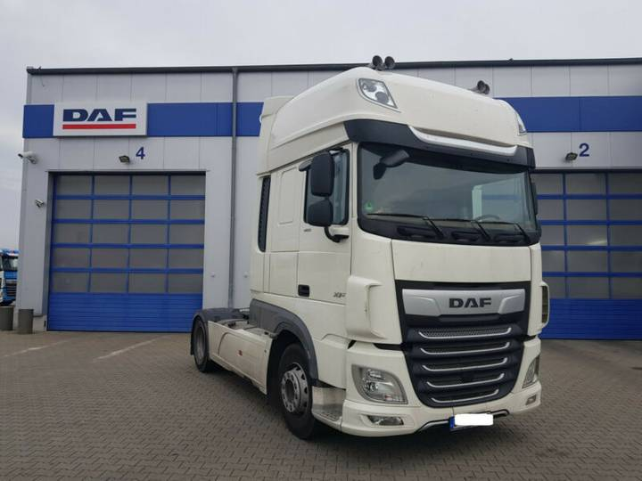 DAF FT XF 480 SSC, AUT TraXon, MX-Brake, Pr. 06.2018 - 2018