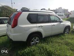 Nissan Xtrail with hyperoof