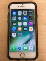 iPhone 6, 64 GB, with cover in Excellent Condition