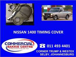 nissan 1400 timing cover