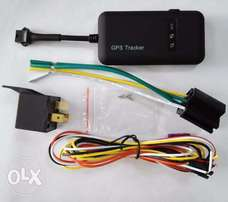 Car Security Gps Tracker With Engine Demobilize Function