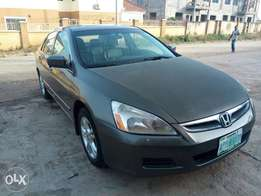 Honda Accord 2006 model ( Discussion Continues)
