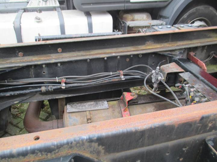 Scania 142m hard strong chassis - 1983