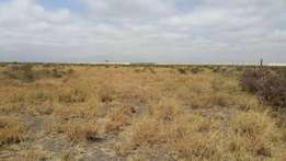 Athi River kinanie 10 acres each at 1.25m.