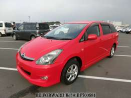 Toyota wish model 2006 for sale
