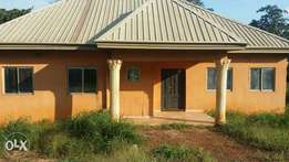Bungalow on large space of land at GRA for sale
