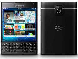 Blackberry Passport [32GB ROM+3GB RAM] 13MP,NEW Sealed Free delivery