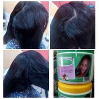 Owontaa's hair cream for rapid hair growth and thickness