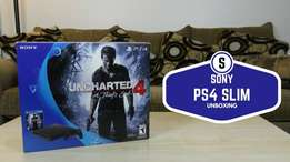 uncharted 4 Sony ps4 500gb bundle