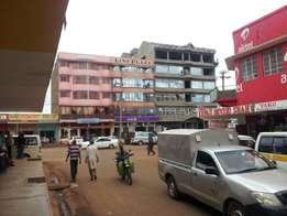 Nyeri town space letting