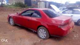 Honda prelude sport car manual 5 speed Now selling
