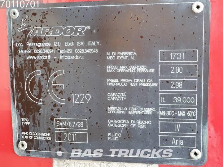 Ardor Turbo's Hoet 39.000 Ltr / 1 / Liftachse OPT/3AT/39/06S - 2011 - image 13
