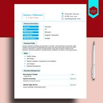 CV,Resume and Cover Letter writing in Kenya