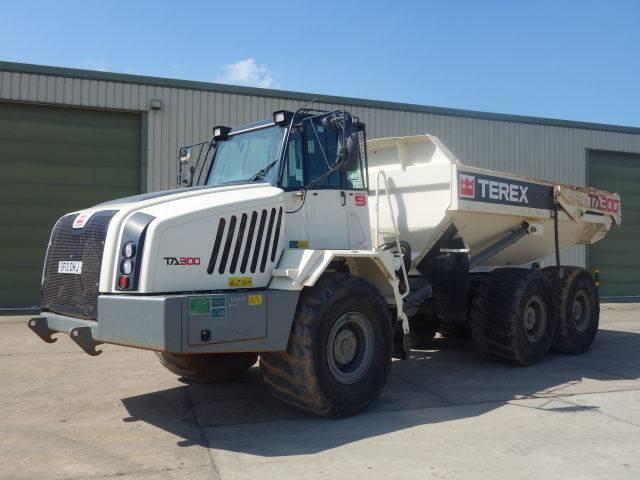 Terex TA300 - 2012