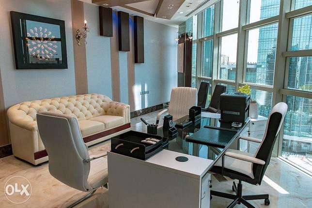 Furnished Offices with License in MUSCAT