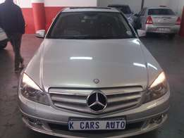 2010 Mercedes-Benz C180 Kompressor, 171000Km with Spare-Key