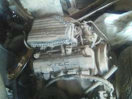 Recondition (Japan ) engine for Honda civic