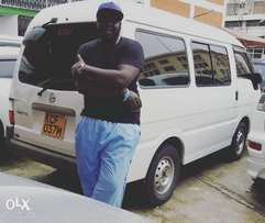 Nissan Vanette in immaculate condition for sale
