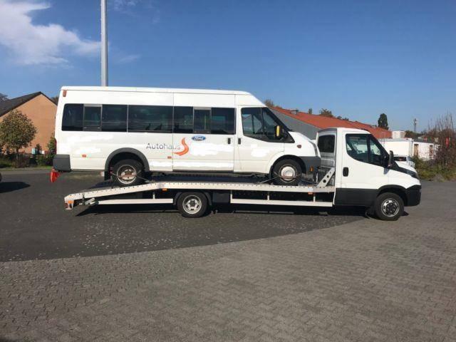 Iveco Daily 50C18 6,2m E6 Autotransporter / Leasing - 2017 - image 15