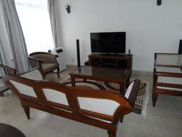 Executive 3 bedroom fully furnished apartment with pool, holiday home
