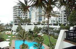 Cabana Beach Umhlanga Timeshare starts the 29th April