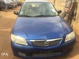 tokunbo Mazda Ac chilling Lagos clear new arrival very clean no issued