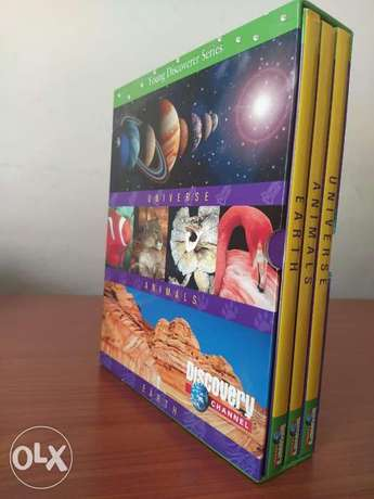 Discovery Channel-Encyclopedias