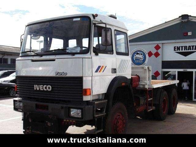 Iveco 330 30 H 360 Cv 6x6 - 1989