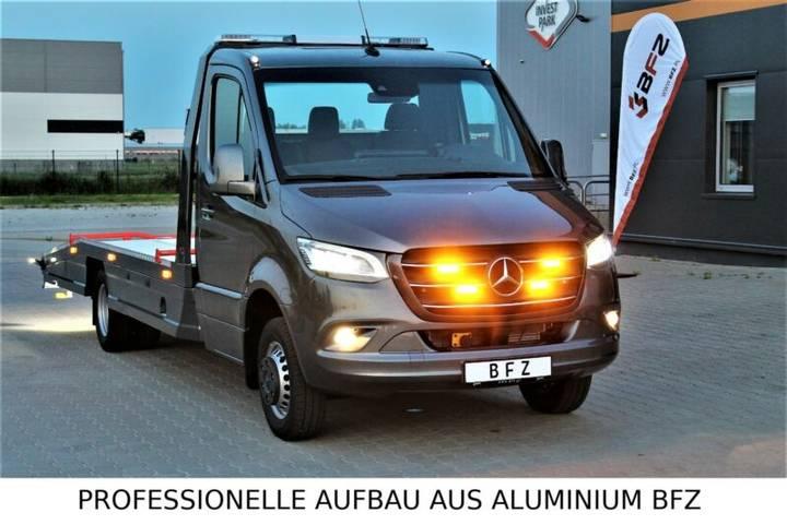 Mercedes-Benz Sprinter 519 V6 Transporter 5,5T Nutzlast 2,8T - 2019