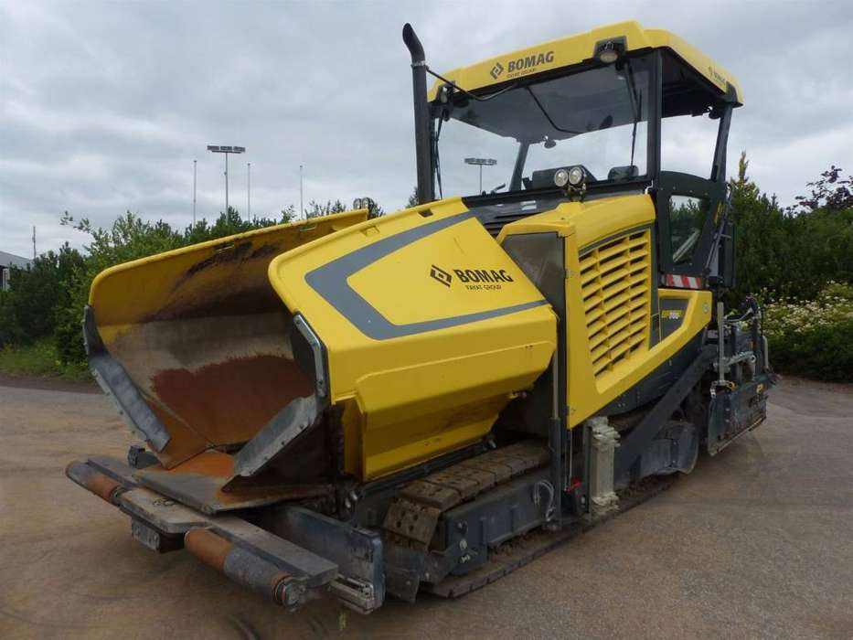BOMAG Bf 700 C - 2014