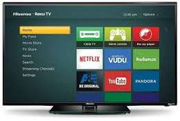 """LG 32"""" HD SMART webOS 3.0 SAT LED TV with 15% discount free"""