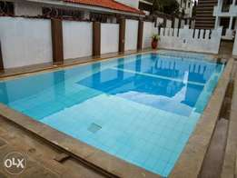 Nyali 3 Bedroom Fully Furnished holiday apartment with swimming pool