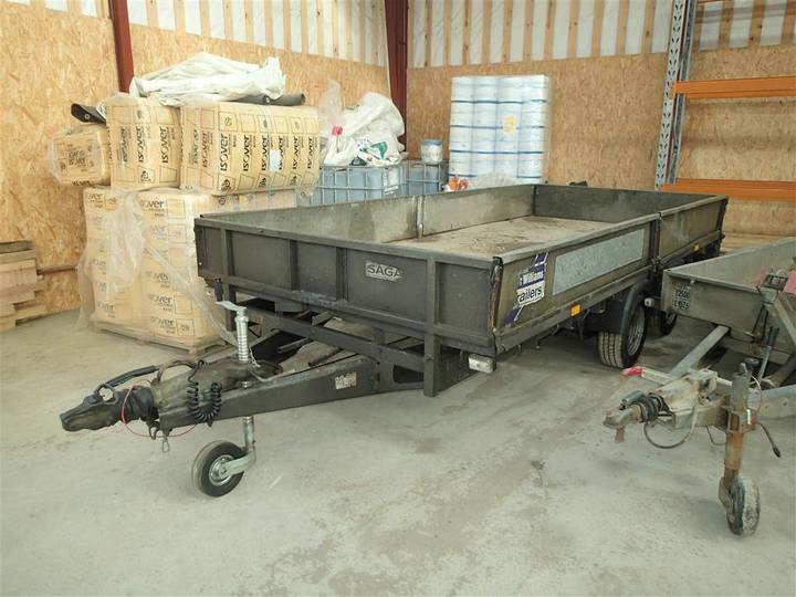 Ifor Williams 3500 Kg - 2006