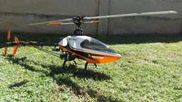 RC plane & helicopter