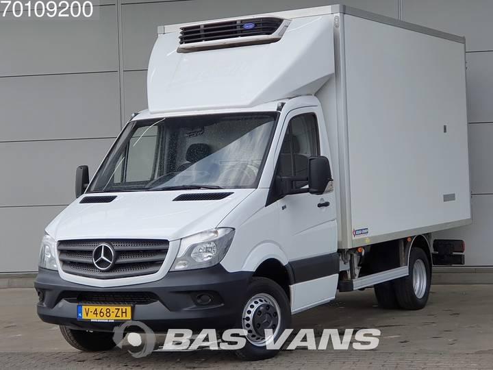 Mercedes-Benz Sprinter 516 CDI 160pk Koelwagen -20C Vries 220V Airco Zi... - 2014