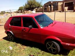 1995 golf chico for sale R25000 neg