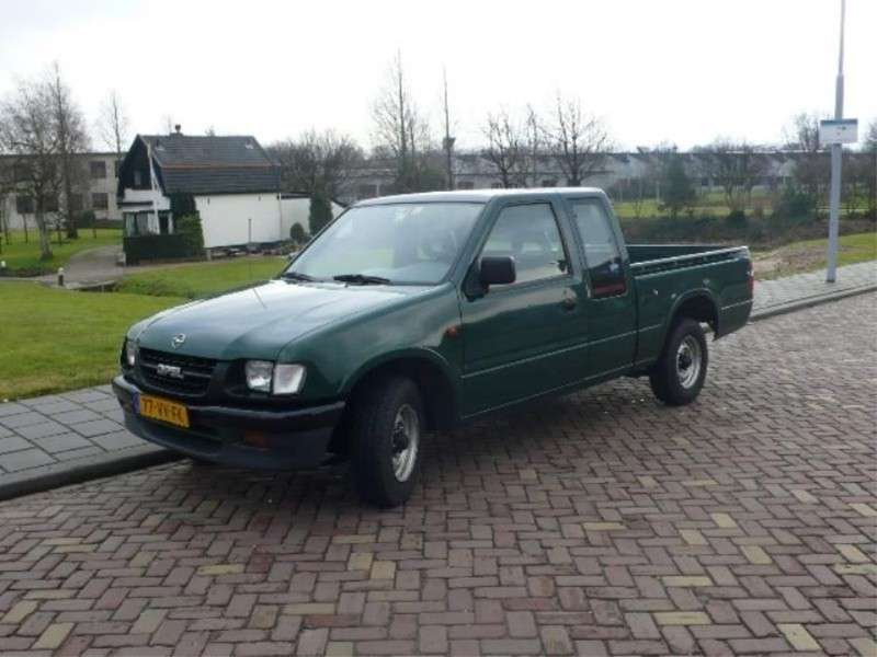 Opel Campo Tfr 54 Sports Campo Tfr 54 Sports - 2001