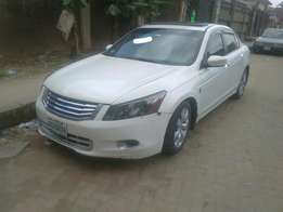 Clean Honda Accord 2008 Registered