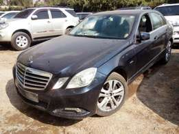 Mercedes Benz E250 Locally Used 2010, For Sale Asking Price 2,200,000